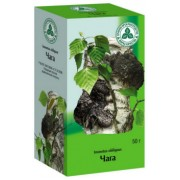 CHAGA mushroom crushed 1-3 mm tea 50gr cance..